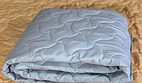 Летние одеяла Размер евро 200х215 Светло голубой
