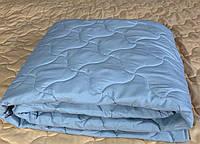 Летние одеяла Размер евро 200х215 Голубой