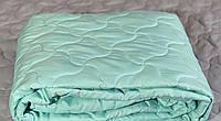 Летние одеяла Размер евро 200х215 Мятный