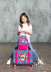 Набор чемодан детскийкласса премиум3-D Совушка DeLune Lune 001