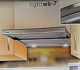 Вытяжка кухонная Akpo WK-7 Light plus 50см., фото 3