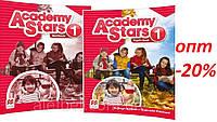 Английский язык / Academy Stars / Pupil's+Workbook. Учебник+Тетрадь (комплект), 1 / Macmillan