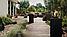 Садовый камин газовый KRATKI PATIO в версии OXIDE GRIGIO, фото 10