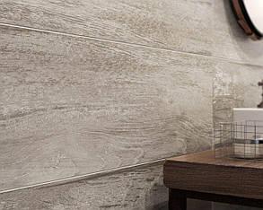 Плитка облицовочная Paradyz Ceramica Pandora Wood Grafit Sciena 25 х 75, фото 2