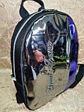 (27*21 GT)Женский рюкзак GREAT-TOMN глянцевый с ткань 1000D качество городской стильный Популярный только опт, фото 3
