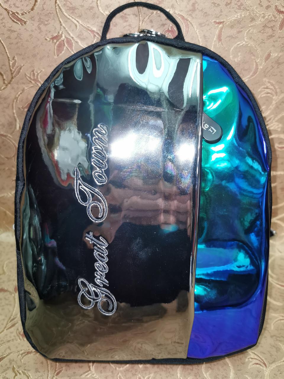 (27*21 GT)Женский рюкзак GREAT-TOMN глянцевый с ткань 1000D качество городской стильный Популярный только опт
