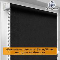 """Рулонная штора """"DecoSharm"""" Лён 2136 30.0 x 170 см"""