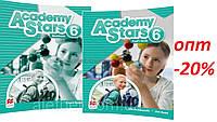 Английский язык / Academy Stars / Pupil's+Workbook. Учебник+Тетрадь (комплект), 6 / Macmillan
