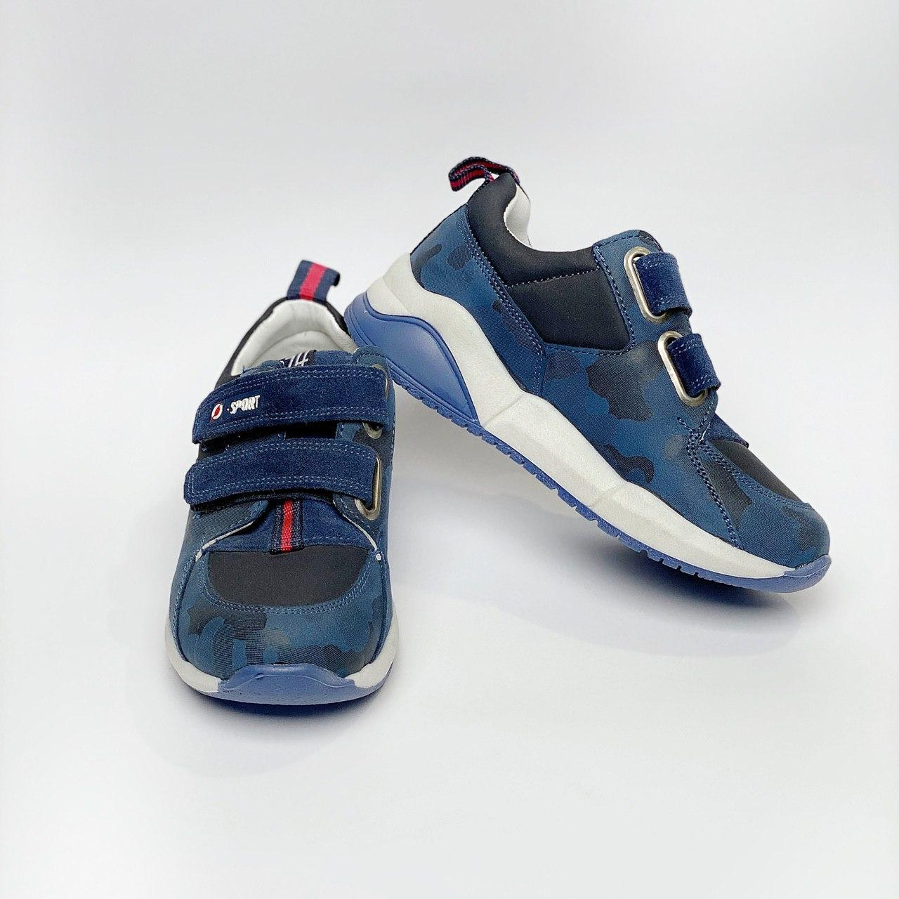 Стильные кроссовки для мальчика, размер 28