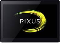 "Планшетный ПК Pixus Sprint 1/16GB 3G Black; 10.1"" (1280x800) IPS / MediaTek MT8321 / ОЗУ 1 ГБ / 16 ГБ встроенной + microSD до 64 ГБ / камера 5 Мп + 2"