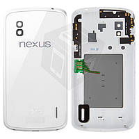 Задняя крышка батареи для LG E960 Nexus 4, оригинал