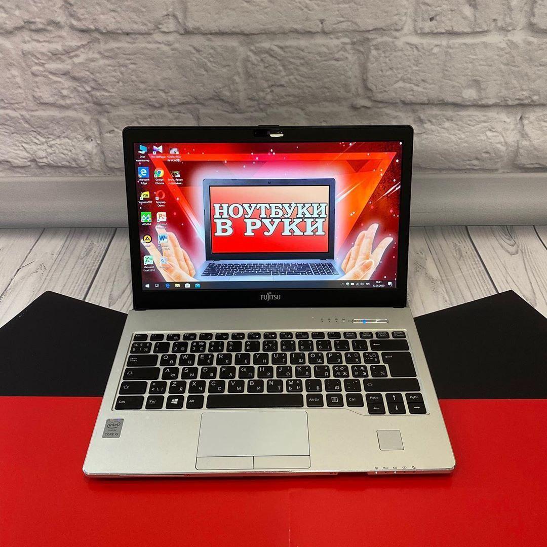 Ноутбук Fujitsu S935 13(Intel Core i3-2350  /DDR3 4 Gb/ HDD 320 Gb)