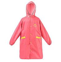 Накидка від дощу дитяча Naturehike Raincoat for girl XL NH16D001-W Рожевий
