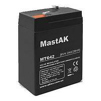 Аккумуляторная батарея MastAK 6V 4.2Ah (MT642)