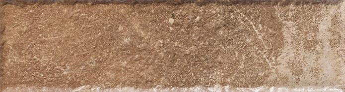 Плитка (Клинкер) Paradyz Ceramica Scandiano Rosso Elewacja 6.6х24.5
