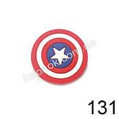 Джибитсы Супер-герои, поштучно Щит капитана Америка