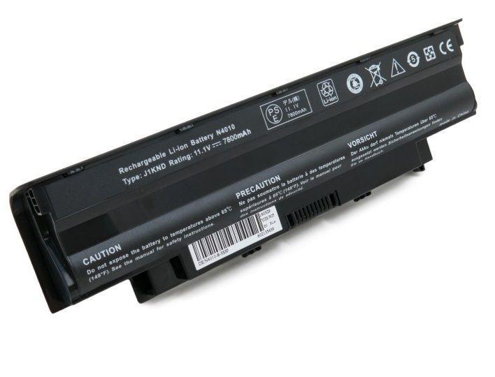 Аккумулятор для ноутбука Dell J1KND / 11.1V 7800mAh / BND3974 ExtraDigital