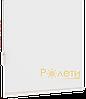 Ролета тканевая Е-Mini Камила Белый A601 / 1225 мм, фото 4