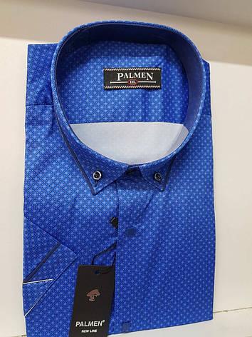 Рубашка короткий рукав Palmen (диджитал), фото 2