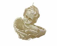 Статуэтка-свеча Ангел - декоративная подарочная свеча в упаковке ручной работы