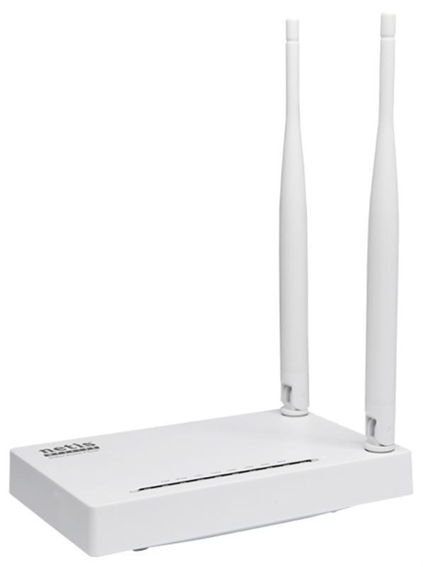 Беспроводной маршрутизатор Netis WF2419E (N300, 1xFE WAN, 4xFE LAN, 2 антенны)