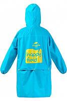 Накидка від дощу дитяча Naturehike Raincoat for boy L NH16D001-M Блакитний