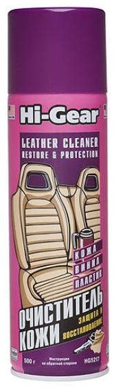 Очиститель для кожи авто Hi Gear. HG5217