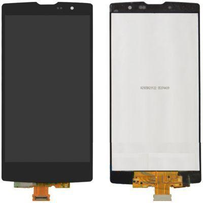 Дисплей (экран) для телефона LG Magna Y90 H500, Magna Y90 H502 + Touchscreen (original) Black