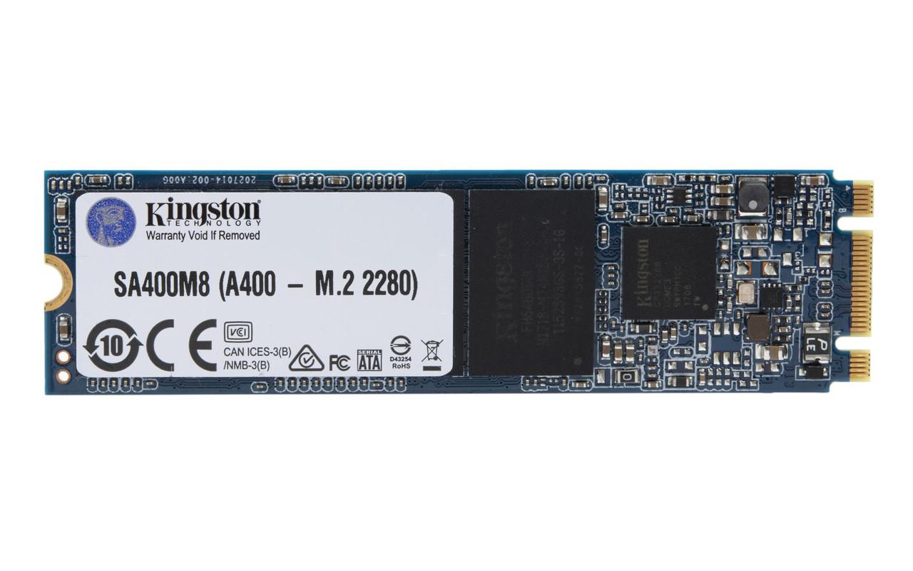 "Накопитель SSD 120GB Kingston A400 2.5"" M.2 2280 SATA III TLC (SA400M8/120G)"
