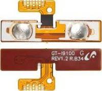 Шлейф Samsung i9100 с кнопками гроскости Original