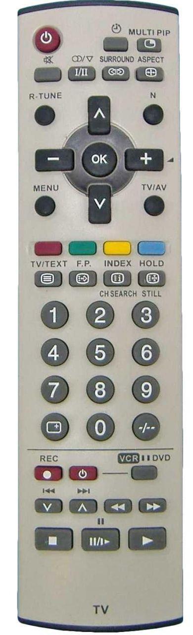Пульт для телевизора Panasonic N2QAJB000109/108