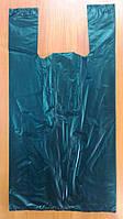 Пакет упаковочный (Майка № 4, черная) 1000 шт. в мешке
