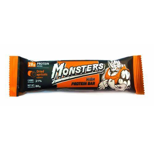 Батончик Monsters Strong Max 80 грам