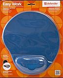 Коврик для мыши Defender Easy Work Blue (50916), фото 2