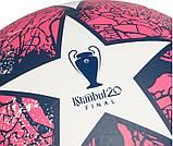 Мяч футбольный Adidas Finale Istanbul 20 Club FH7377 (размер 5), фото 3
