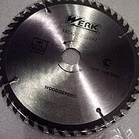 Пильный диск по дереву Werk (180*22,23*48Т)