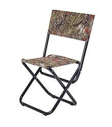 """Туристический раскладной стул со спинкой   """"Богатырь XL"""" d 25 мм"""