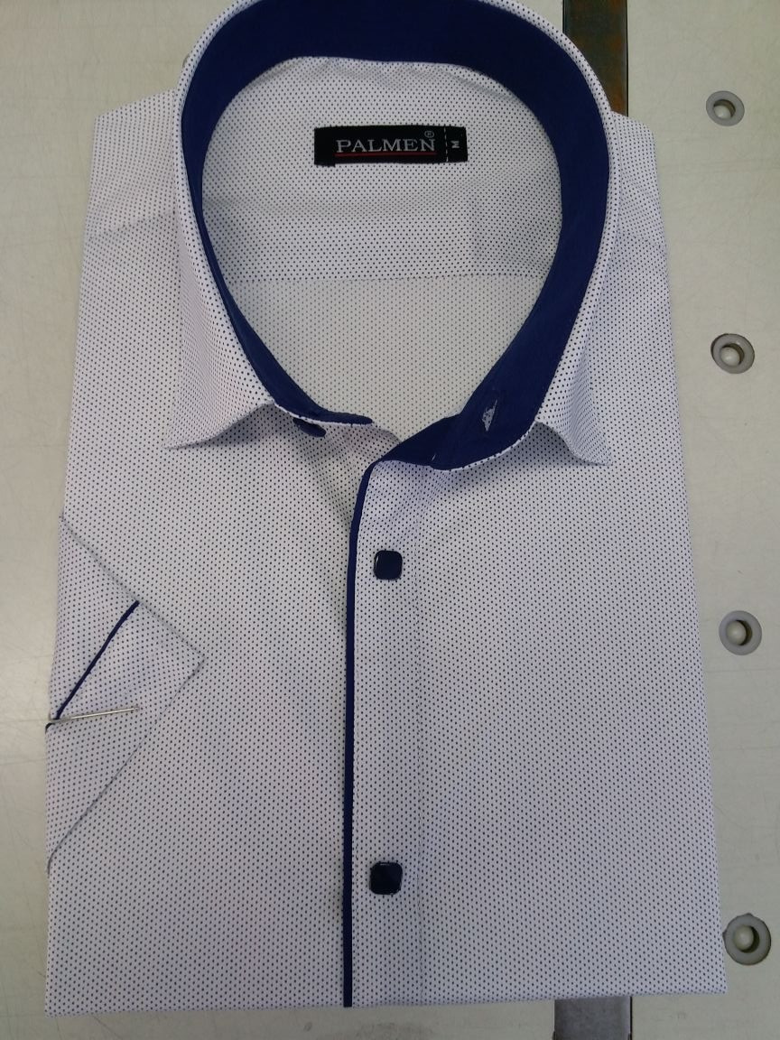 Рубашка короткий рукав Palmen (диджитал)