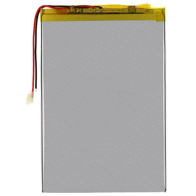 Аккумулятор для китайского планшета 3.5*55*130mm (3.7V 3000-3500 mAh)