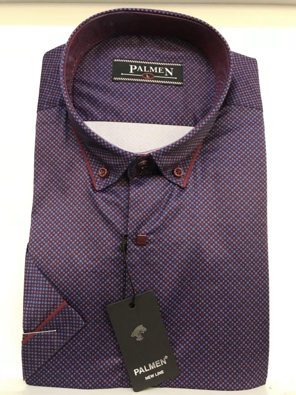 Сорочка короткий рукав Palmen (діджитал)