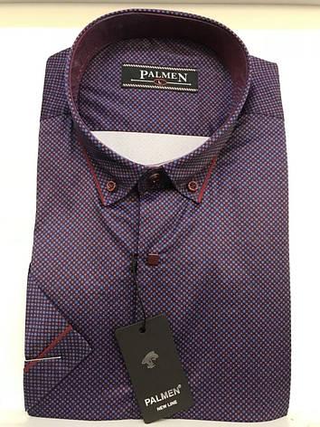 Сорочка короткий рукав Palmen (діджитал), фото 2