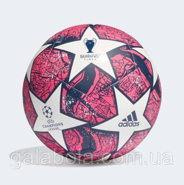 Мяч футбольный Adidas Finale Istanbul 20 Club FH7377 (размер 5)