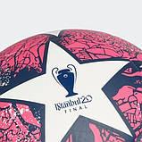 Мяч футбольный Adidas Finale Istanbul 20 Club FH7377 (размер 5), фото 5
