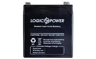 Аккумуляторная батарея Logicpower 12V 3.3Ah (LP 12 -3.3)