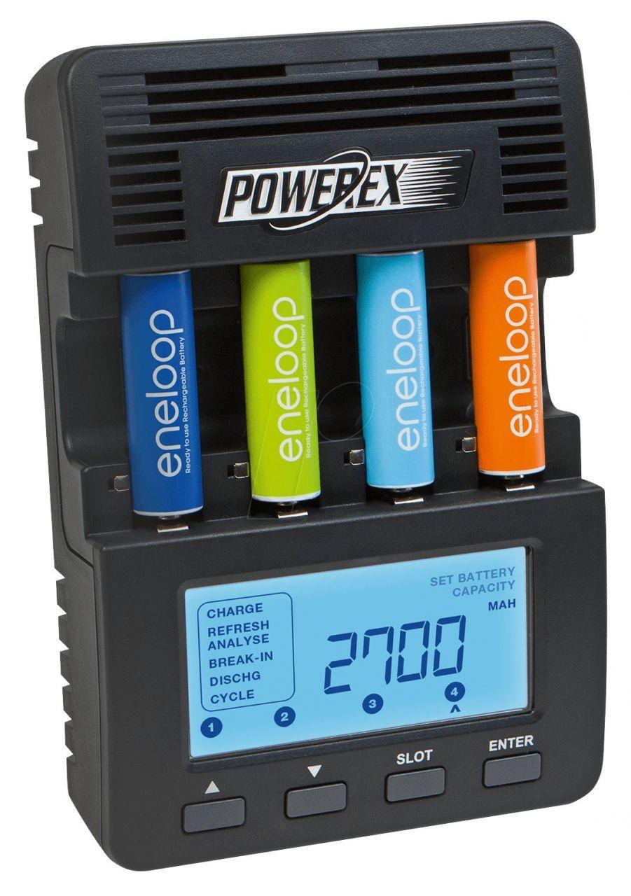 Зарядное устройство Powerex MH-C9000