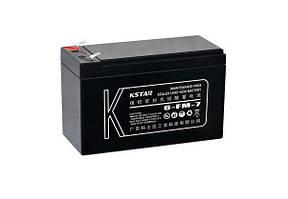 Аккумуляторная батарея KSTAR 12V 7.5Ah (6-FM-7.5)