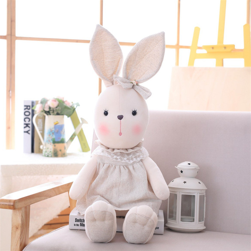 Рюкзак Куколка - Зайчонок, серый