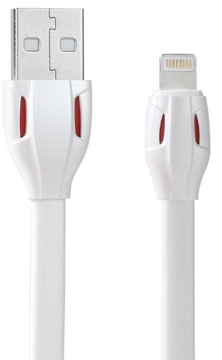 Кабель USB Remax Laser Cobra Lightning Cable White (RC-035i)