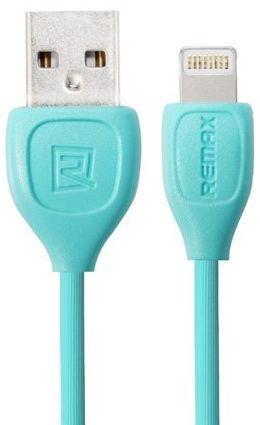 Кабель USB Remax Lesu Lightning Blue (RC-050i)