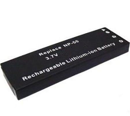 Аккумулятор для фотоаппарата Casio NP-50 (950 mAh) DV00DV1239 PowerPlant